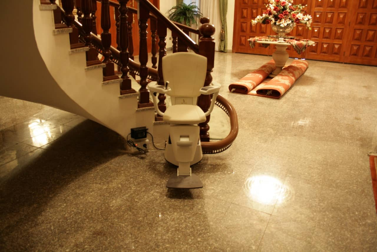 Stair Lift Installation